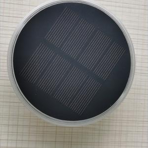China Solar Ground Lights, 8 LED Outdoor Solar Disk Lights, Waterproof In-Ground Lights, Solar Garden Lights, Landscape Lights factory