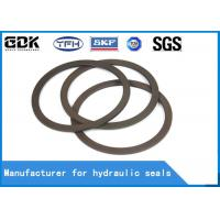 China High Precision Hydraulic Backup Ring BRT Support Ring Seal PTFE Construction Machinery on sale