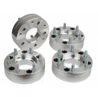 Durable 6x135 Jeep Wheel Spacers Chrome Anodized 5x127 Mm Vehicle Bolt