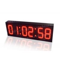 China 300*1000*100mm LED Countdown Timer With Remote Automatic Time Adjustment factory