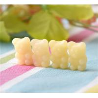 Buy cheap Cute Kids Calcium Gummies , Gelatin Gummy Bears Candy With Calcium And Zinc from wholesalers