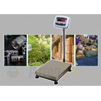China LED Display Electronic Bench Scale , Economical Weighing Solution With Fashion Style factory