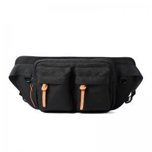 China Oxford Belt Running Outdoor Waist Pack Messenger Hip Bag factory