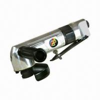 Buy cheap 4-inch Air Angle Grinder with Lever Throttle from Wholesalers