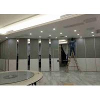 Buy cheap Fabric Glass Wool Operable Partition Walls Acoustic Mdf Top Gypsum Board from Wholesalers