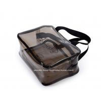 Buy cheap Premium Carry On Compliant PVC Cosmetic Bag Waterproof Travel Makeup Pouch from Wholesalers