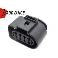 Buy cheap 2.8mm Sealed  FEP Automotive Connectors 8D0 973 734 1J0 973 734 8 Pin Female Connector from Wholesalers