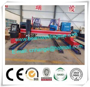 China Table Type CNC Plasma Cutting Machine , Hypertherm Gantry Type Plasma Cutting Machine factory