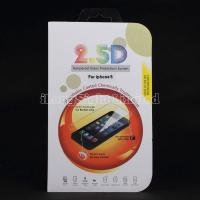 Buy cheap 2.5D Tempered Glass Protection Screen For iPhone 5/5S from Wholesalers