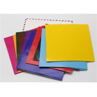 Buy cheap SGS Standard Gumming Sheet A4 Size , Matt DIY Pre Cut Tissue Paper Squares from Wholesalers