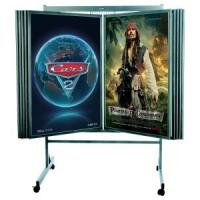 Buy cheap Luxury Display Stand for Movie Posters from Wholesalers