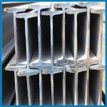 GB/700 Q235B Steel I Beams , Industrial Carbon Steel Construction Beams, high strength