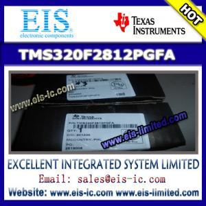 TMS320F2812PGFA - TI (Texas Instruments) - Digital Signal Processors- Email: sales014@eis