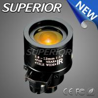 Buy cheap 2.8-12 M12 Mount CCTV Board Lens (SP02812AB) from wholesalers