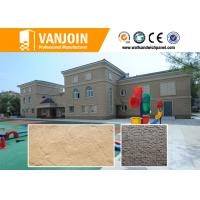 China Anti - pollution Anti aging wall insulation boards For Church Wall Decorations on sale