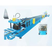 China 16 Rollers Cold Roll Forming Machine For Storage Shelf Bean Heavy Weight on sale