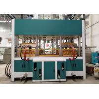 Buy cheap Pulp Molding Electronics Paper Box Packaging Machinery / Thermoforming Equipment from Wholesalers