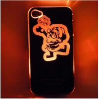 China 2015 new LED Flash light Case for iPhone 5 5G case factory