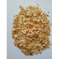 China Dehydrated yellow onion granules 10x10mm,2017 new crop ,natural pure orgnic onion products factory