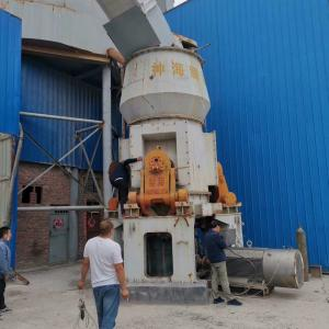 China High Efficiency 55-250 t/h Ore Grinding Mill Cement Vertical Mill factory