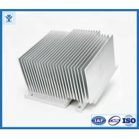 Various surface treatment of heat sink extruded aluminium profile hot sale radiators