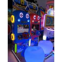 China Innovative Play Mode Kids Arcade Machine 3d Display Coin Operated Type factory