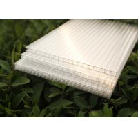 Buy cheap OEM Polycarbonate Conservatory Roof Panels , Multiwall Polycarbonate Sheet from wholesalers