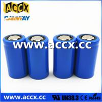 Buy cheap ICR18350HP 700mAh 3.7V  Electronic cigarette batteries 20C discharge from Wholesalers