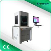 China Enclosed type fiber laser marking and cutting machine fiber laser engraver laser marker on sale