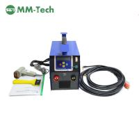 China HDPE PIPES AND FITTINGS ELECTROFUSION WELDING MACHINE ,Electro fusion jointing of polyethylene (PE) pipes, factory