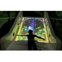 China Large Area Interactive Projector Games With High Tech Brand New Gameplay Combination factory