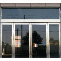 China Residential Aluminum Windows And Doors With Double Tempered Glass 4mm factory