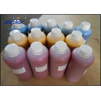 China Epson Roland DX5 / DX7 Water Based Ink With High Transferring Rate factory