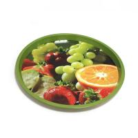 China Decorative metal trays for food factory
