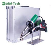 China SWT-NS610A  1600w Plastic hand held extrusion welder with PP,PE,PVDF,HDPE material factory