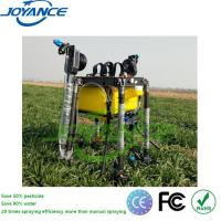 China 6-Axis Agricultural Spraying Pesticide Drone Crop Duster Drone sprayer with GPS on sale