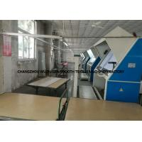 Industrial Fabric Winding Machine / Fabric Inspection Machine PLC Control for sale