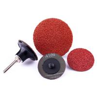 Buy cheap 6 Inch Resin Fiber Sanding Discs Rough Grinding Removing Solder Joints 23000rmp from Wholesalers