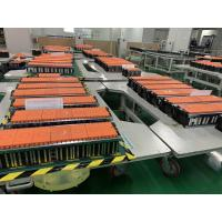 China High Energy Density 58.4V64Ah Electric Truck Battery For Car ,Van ,Streetscooter factory