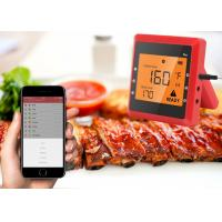 Buy cheap Bluetooth Food Thermometer Wireless Digital BBQ Cooking Thermometer for Oven from wholesalers