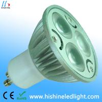 China 6W 220V 380LM Low Price Cree LED GU10 LED Spotlight Bulb For Office on sale