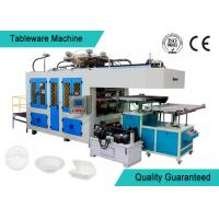 China Virgin Paper Pulp Tableware / Dishware Pulp Molding Equipment from 1800~18000Pcs / H on sale