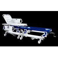 Buy cheap Safe Manual Connection Patient Transport Trolley Prevent Cross Infection from Wholesalers