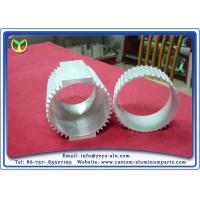Buy cheap Aluminum Anodizing Service , Colored Anodized Aluminum Motor Housing / Shell / Case from Wholesalers