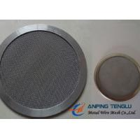 China Round Shape Filter Disc, Mainly With Stainless Steel Mesh, 10mm-1.2m Size factory