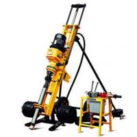 China High Efficiency Portable 20m Pneumatic DTH Rock Drill For Blasthole Drilling on sale