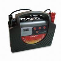 China New Style Battery Charger with Microprocessor Control, 230V AC, 50Hz or 120V AC, 60Hz and 490W Input factory