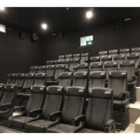 China Fantastic Simulating 4D Cinema System With Physical Effect For Business Center factory