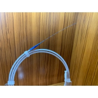 China Endoscope Surgical Instruments 0.035 Inch Zebra Guidewire factory