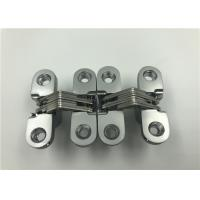 China Compact Size Mini Concealed SOSS Hinge , SOSS 212 Door Hinges Smooth Operation factory
